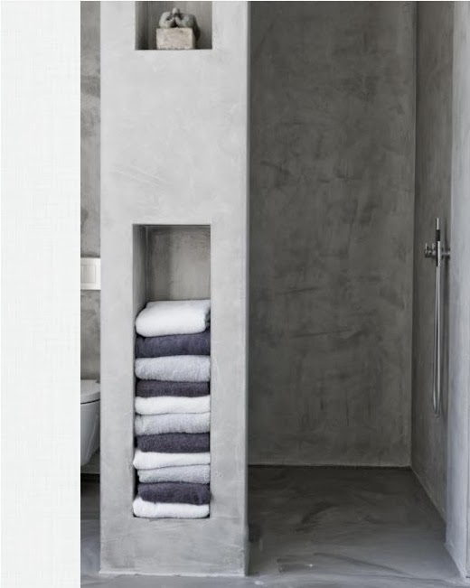 ... And Built Before. So, For New Bathrooms, Think Of Building Some Space  For Storage An For Towels Storage. If You Have Already Built Your Bathroom.  I ...