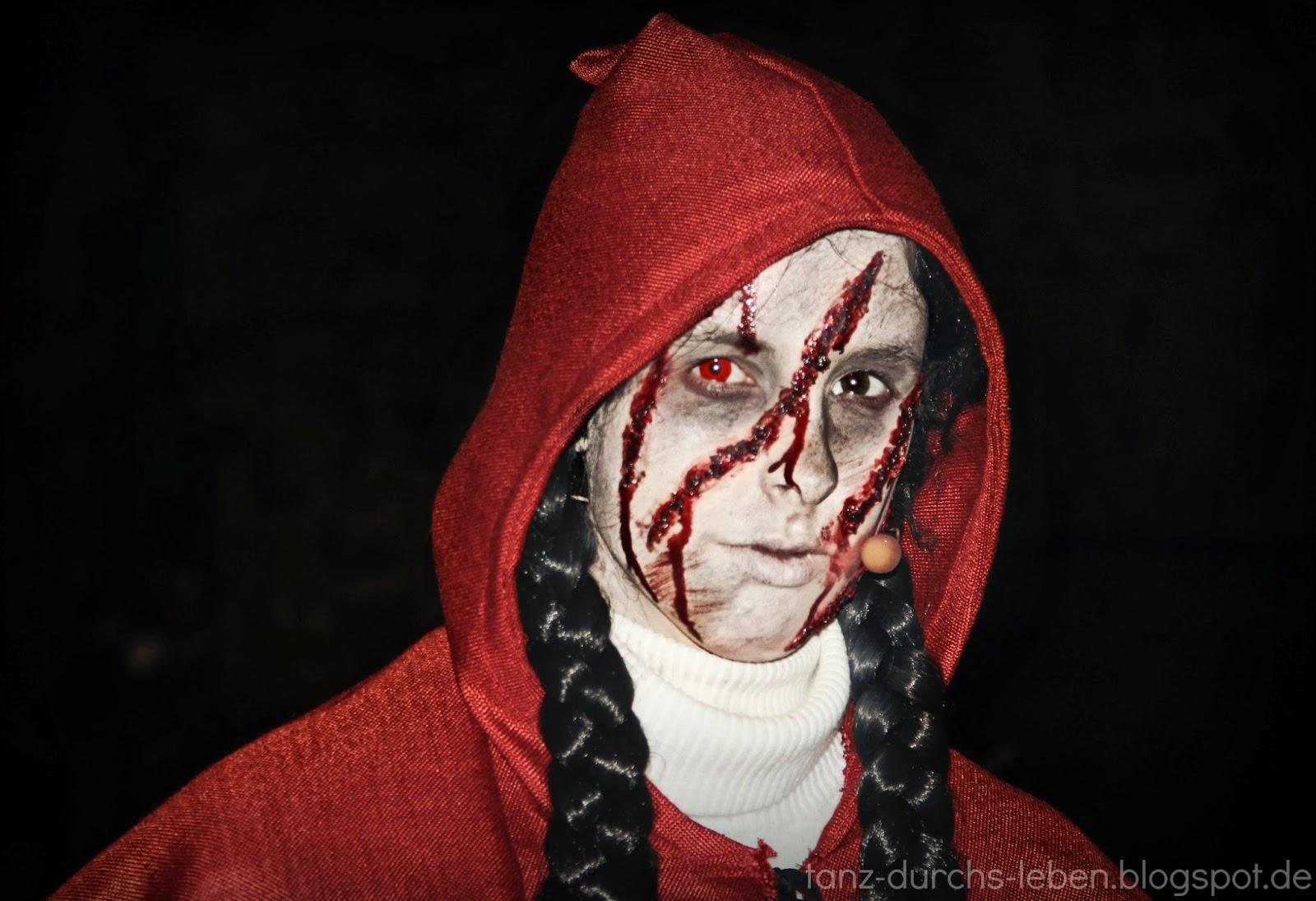 Mein Tanz durchs Leben: Halloween auf Burg Frankenstein