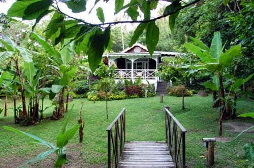 Fond Doux Plantation Sainte Lucie Caraibes