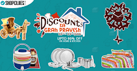 Shopclues: Deals to Dazzle Your Home! Upto 90% Off on Home Essentials, Kitchen Appliances and More!