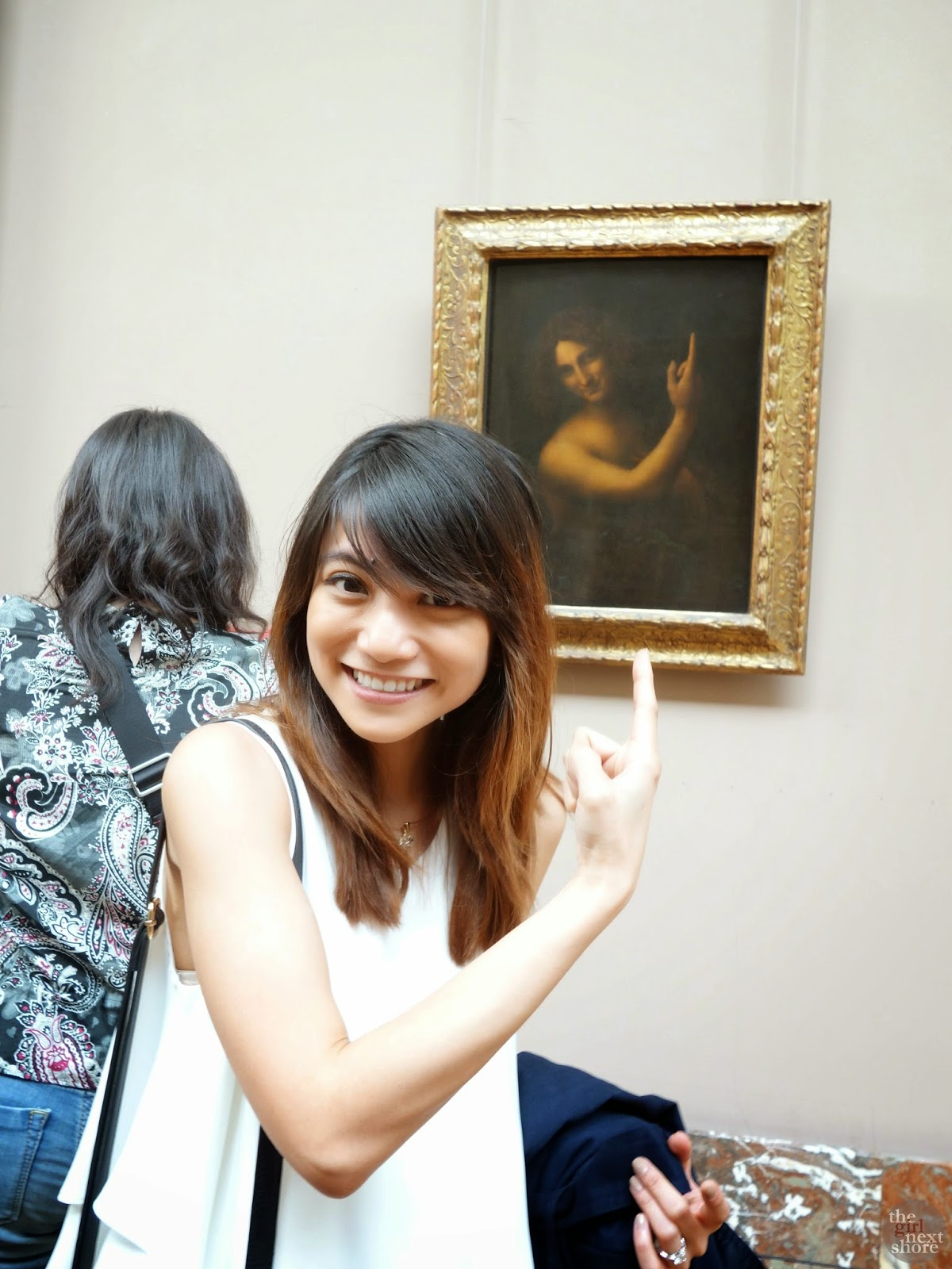 The Louvre | Girl Next Shore