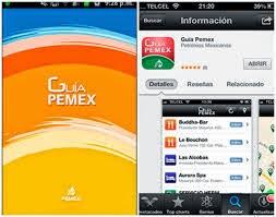 guia pemex en Mexico App y en linea gratis consulta donde hay gasolinera 2016 2017