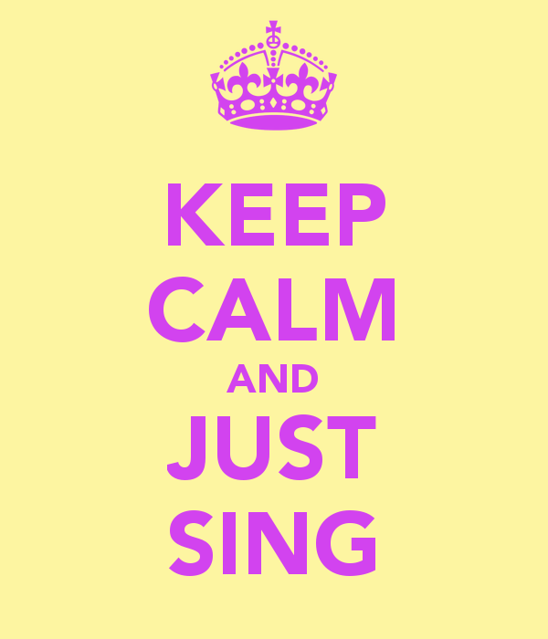 how to learn how to sing good