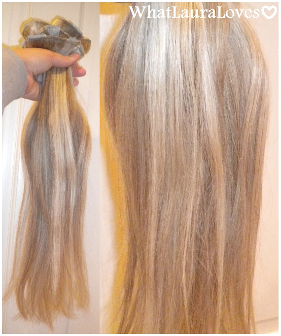 Clip hair extensions review what laura loves what laura loves pmusecretfo Choice Image