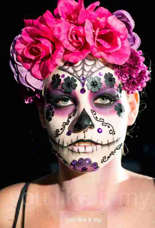 http://youlikeitmy.blogspot.com/2014/10/how-to-do-sugar-skull-makeup-for.html