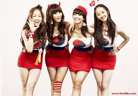 hardika.com, Dan in i lah Daftar Lagu Korea Kpop Terbaru Januari 2013