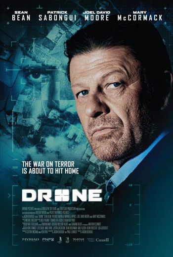 Drone 2017 English Movie BRRip 290MB ESubs Download