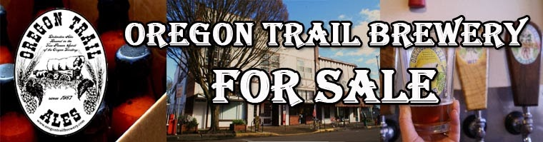 Oregon Trail Brewery for Sale