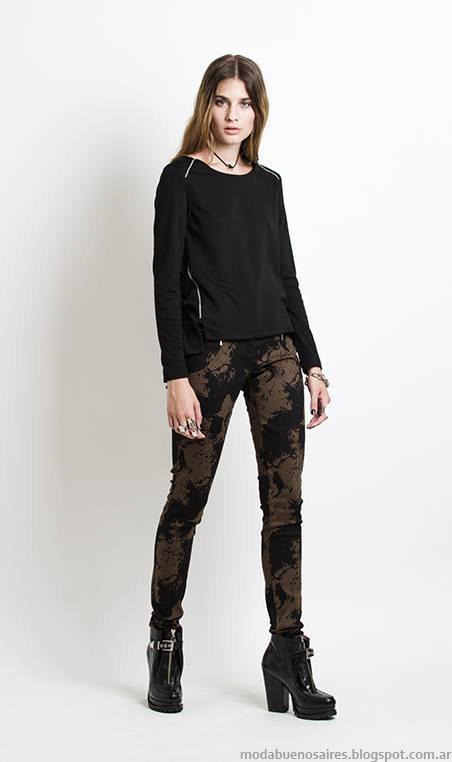 Sans Doute otoño invierno 2015, moda invierno 2015.