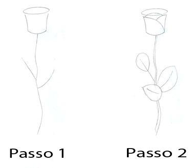 Corso di grafica e disegno per imparare a disegnare for Colorare le rose