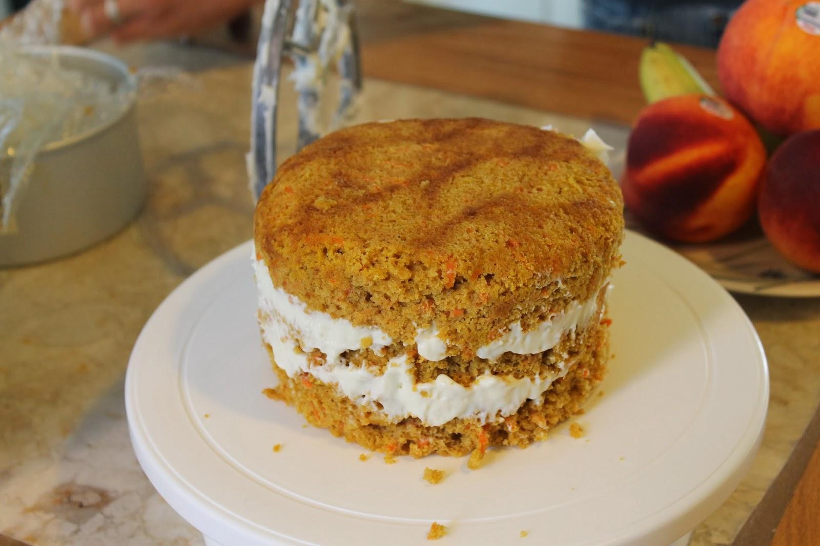 LaLa Cake: Perfectly Level Layered Cake! (Momofuku Style)