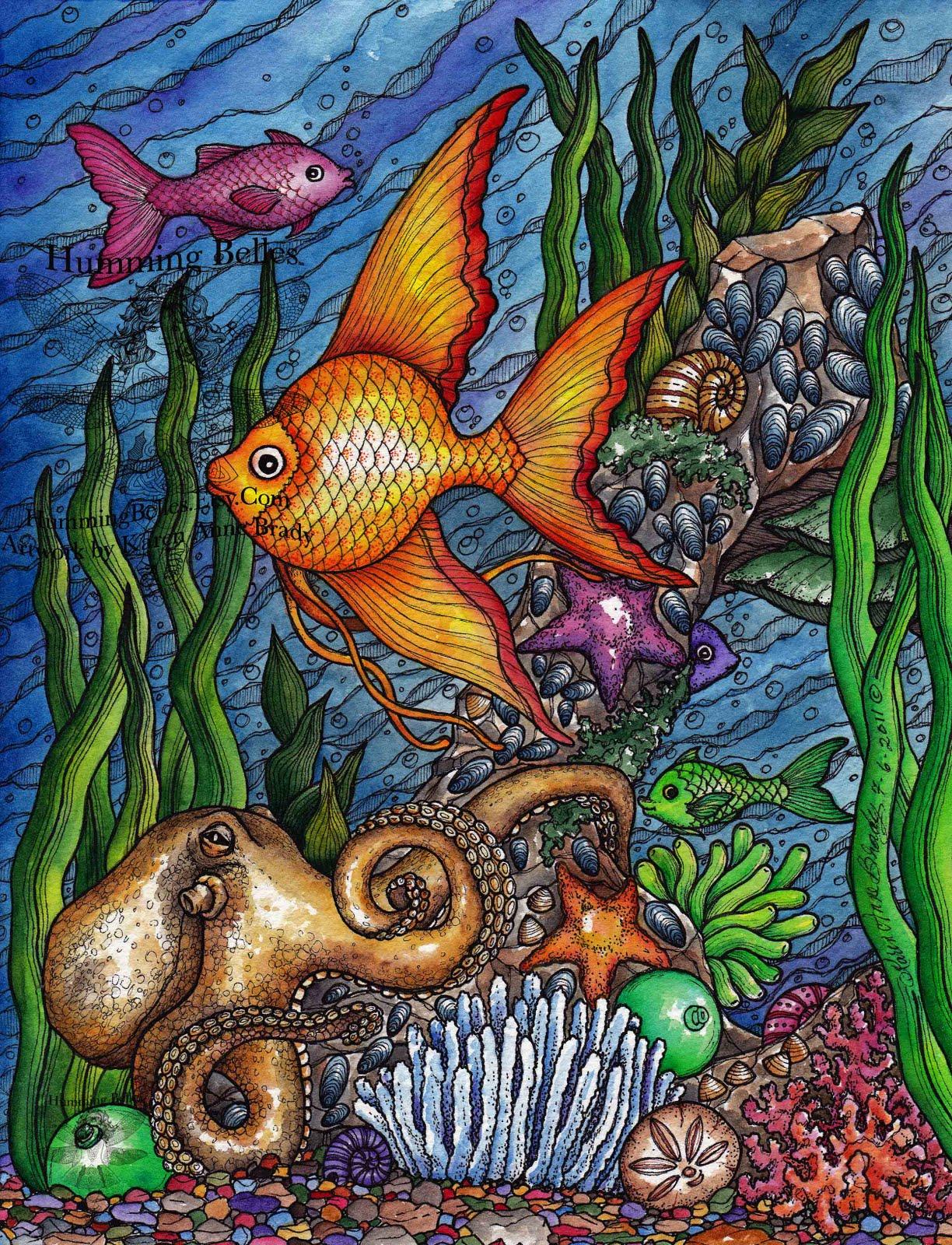 Humming Belles quot New Undersea