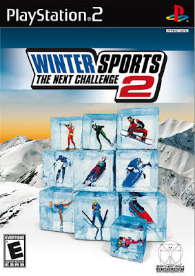 Winter Sports 2 The Next Challenge (PS2) 2008
