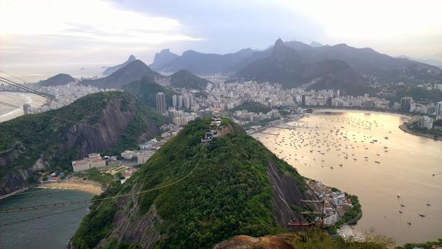 Foto do Rio de Janiero  feita com o Nokia Lumia 1020 - 7712x4352