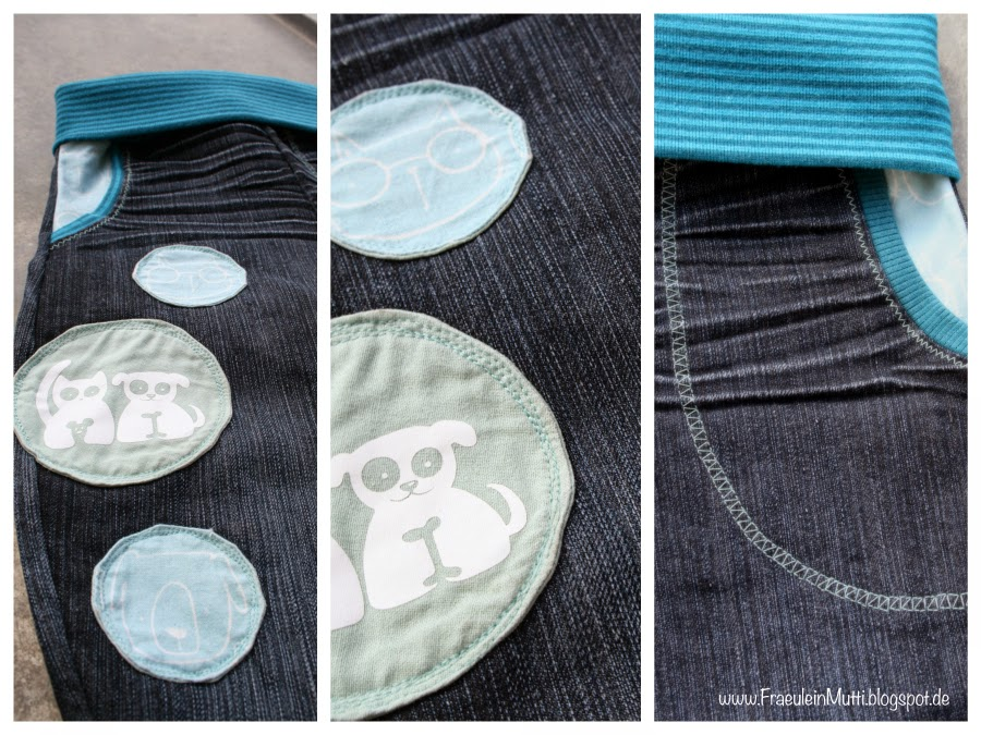 alte jeans upcycling