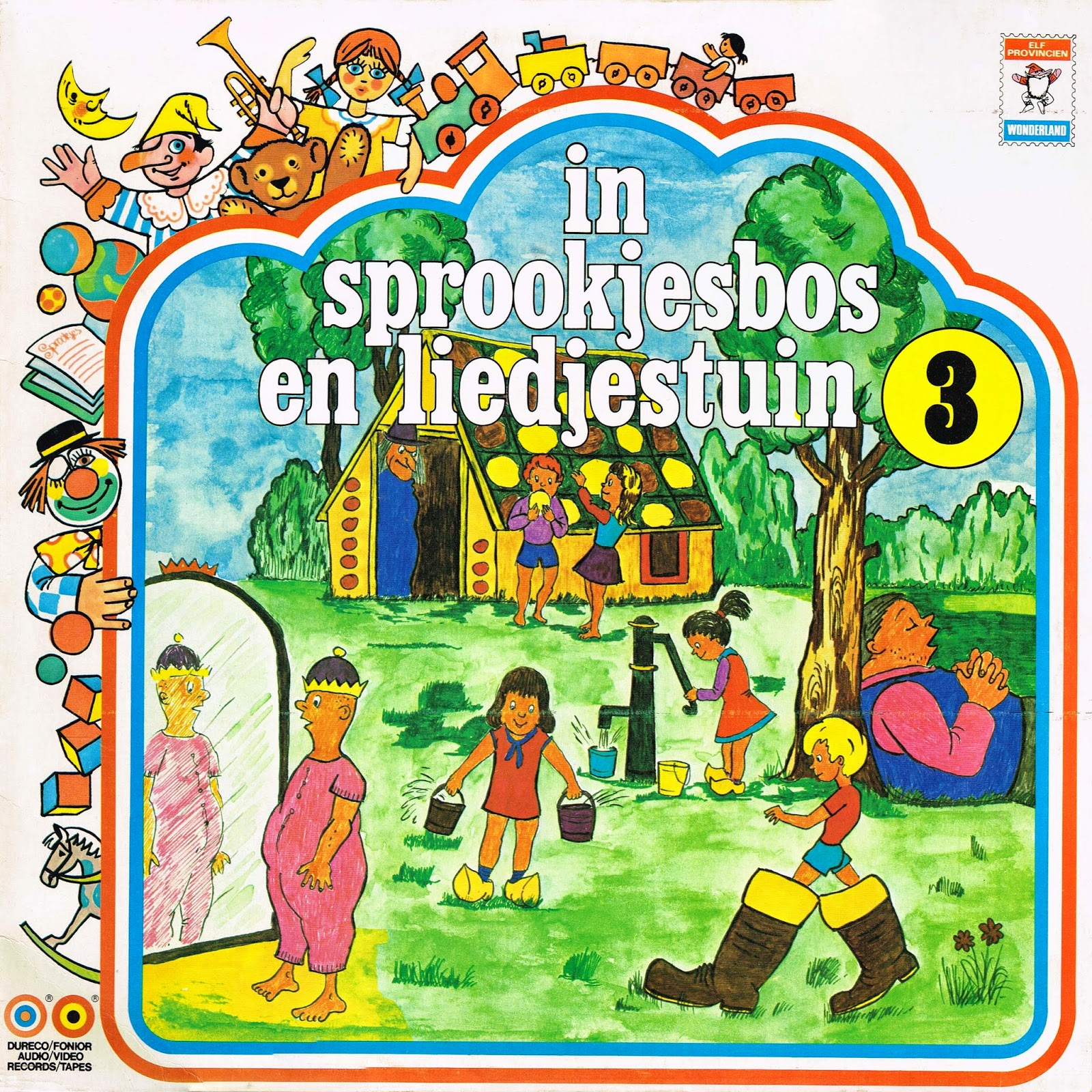 Kinderkoor Pippeloentje Het Kinderkoor Pippeloentje Zingt Liedjes Van Annie M.G. Schmidt Op Muziek Van Paul Chr. Van Westerlig