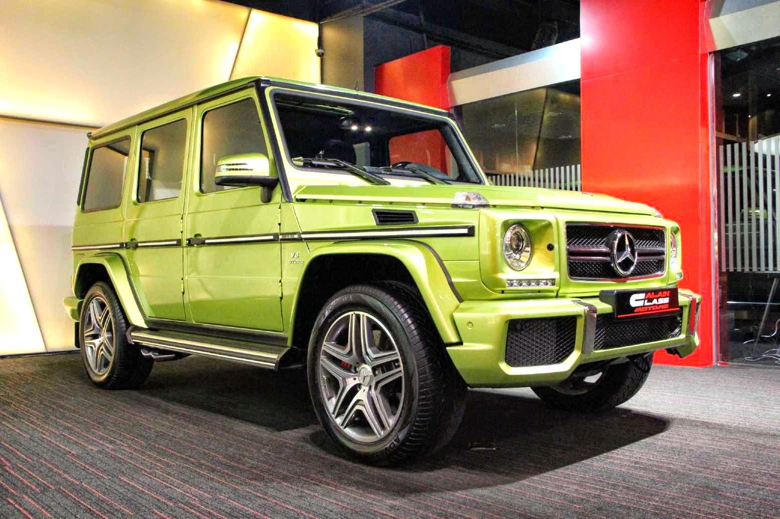 Mercedes Benz G63 Amg Designo Benztuning