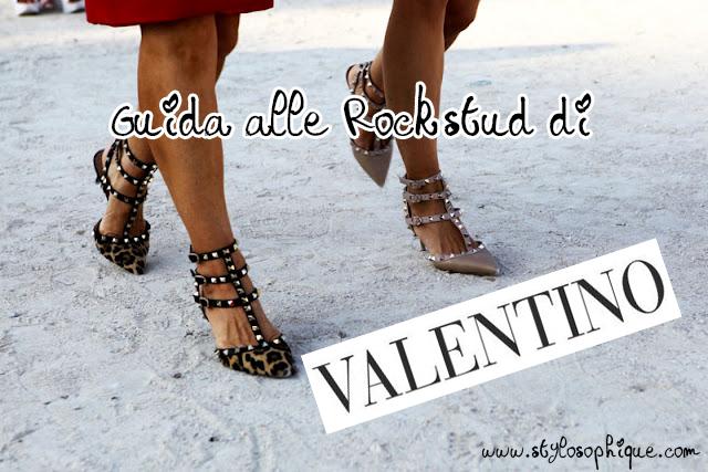 Tip Guida Alle Scarpe Rockstud Di Valentino P E 2013