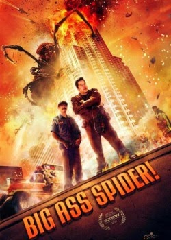 Big Ass Spider 2013 poster
