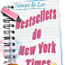 Bestsellers do «New York Times» para esta semana
