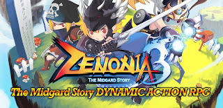 ZENONIA 3 v1.0.5 apk Android HD Game zen hack