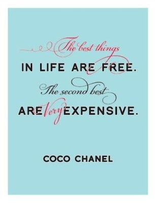 Coco Chanel, quote, life,