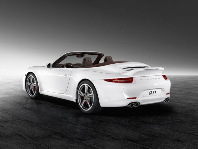 2013 Porsche Exclusive 911 Carrera S