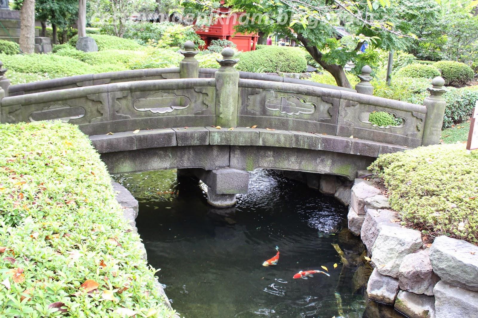 Senso-ji Park