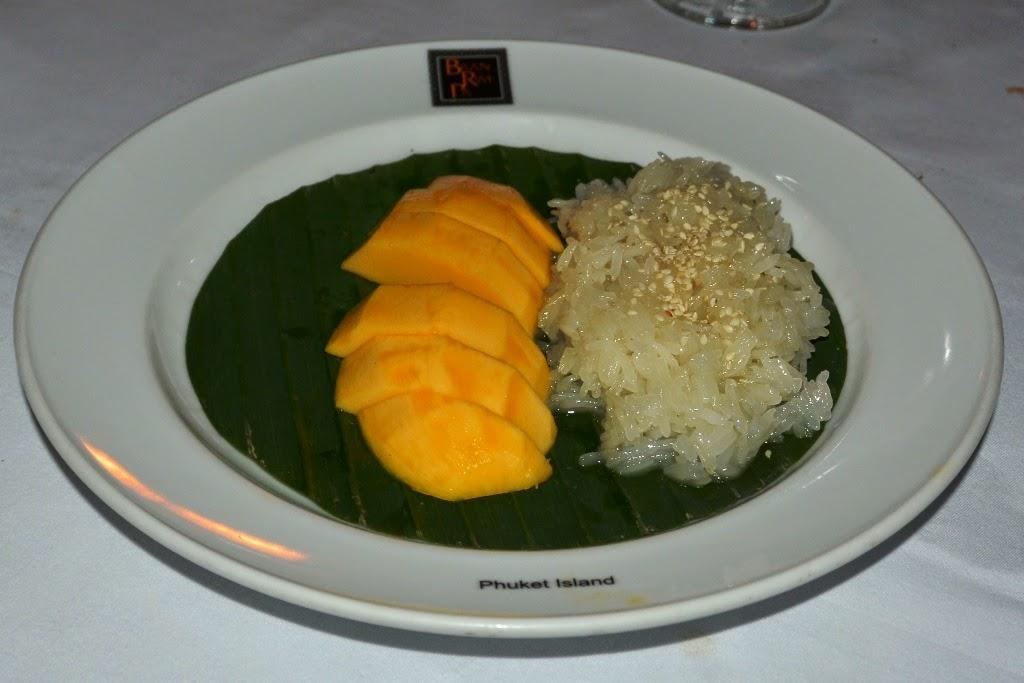Baan Rim Pa restaurant Phuket