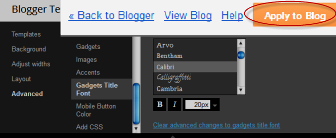 apply to blog button