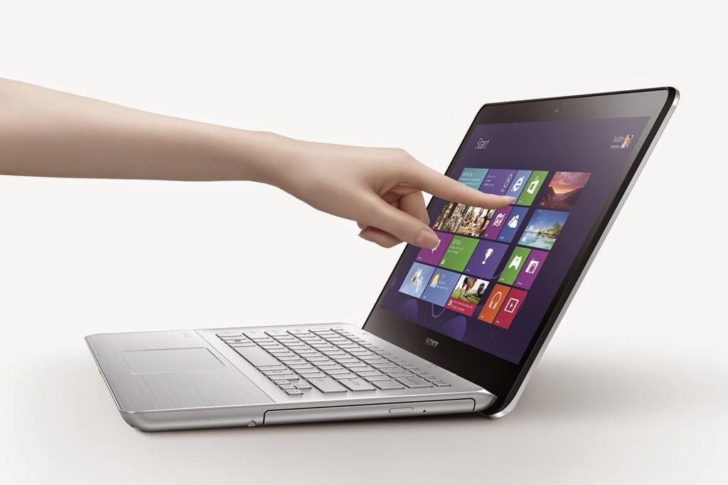 Harga dan Spesifikasi Laptop Sony SVF14A16SGS idegatget.com