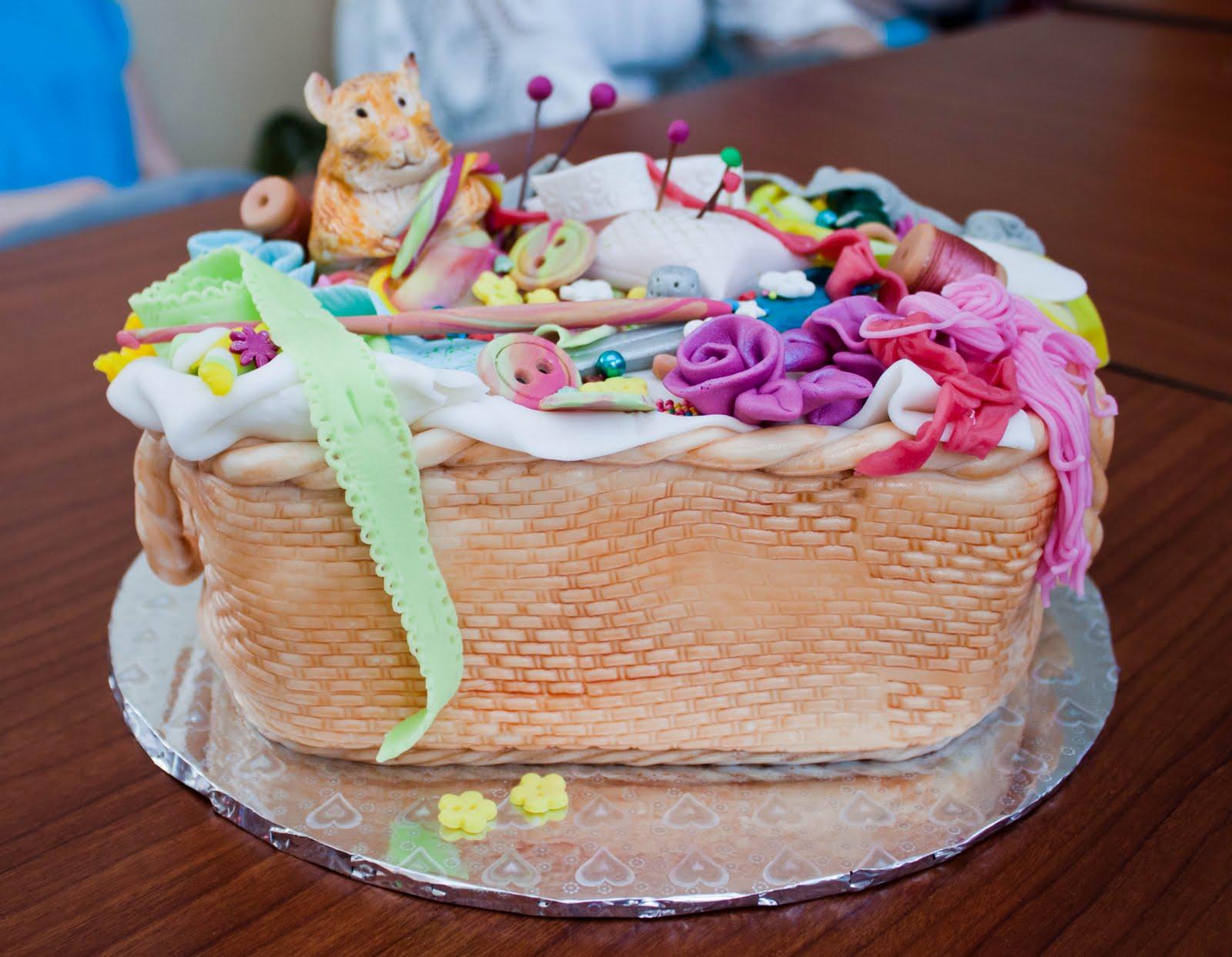 Торт хомяк фото 8