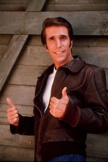 TriBalance Coaching: Listen to The Fonz...