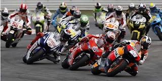 Jadwal MotoGP 2012