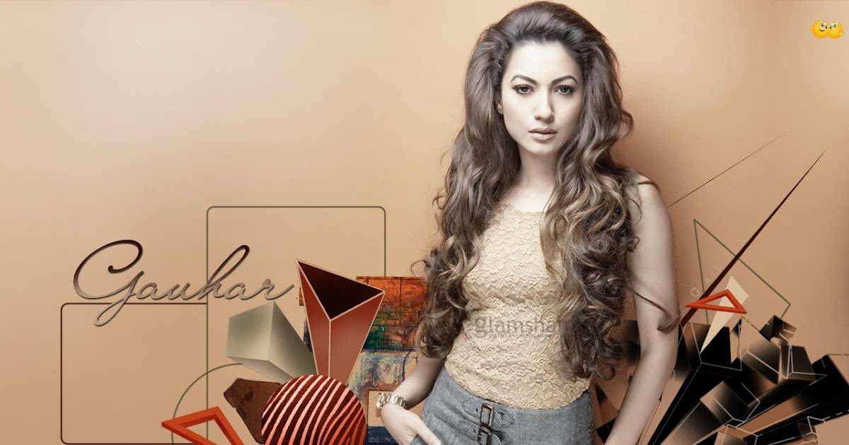 gauhar khan wallpapers - photo #7