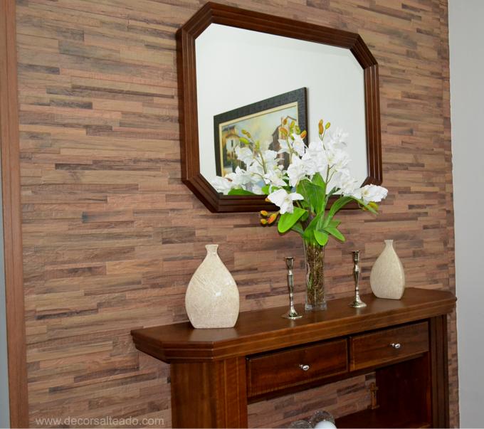 Porcelanato com efeito de madeira, desfrute desse recurso em toda ...