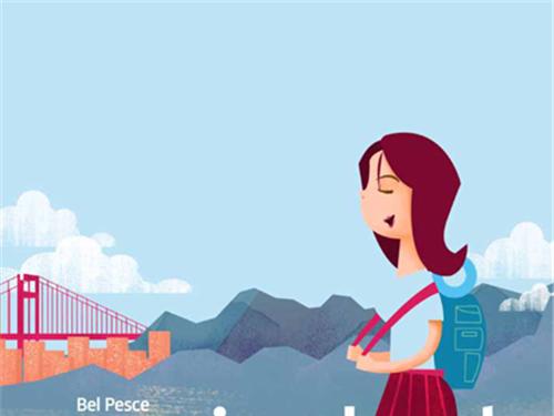 A Menina do Vale, de Bel Pesce atinge 100 mil downloads em 1 semana