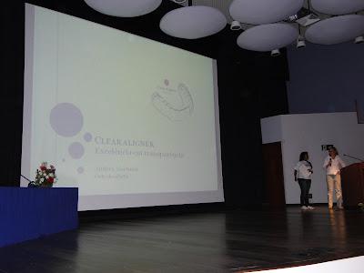 DSC03549 - Dra. Andrea Martinez dá palestra do Clear Aligner na Puc Campinas