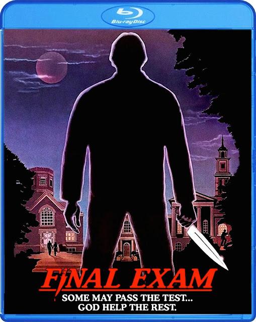 Final Exam Blu-ray