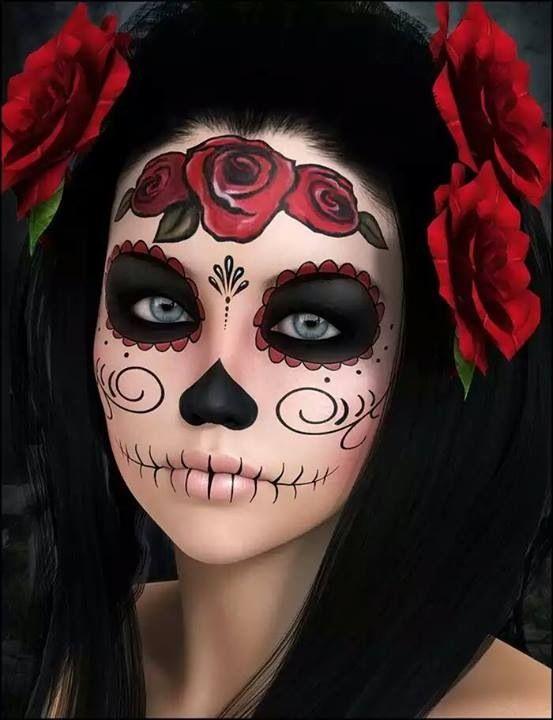 MUJER CON ESTILO 10 Ideas de maquillaje para Halloween