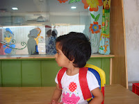 Anisha at Kangaroo kids powai