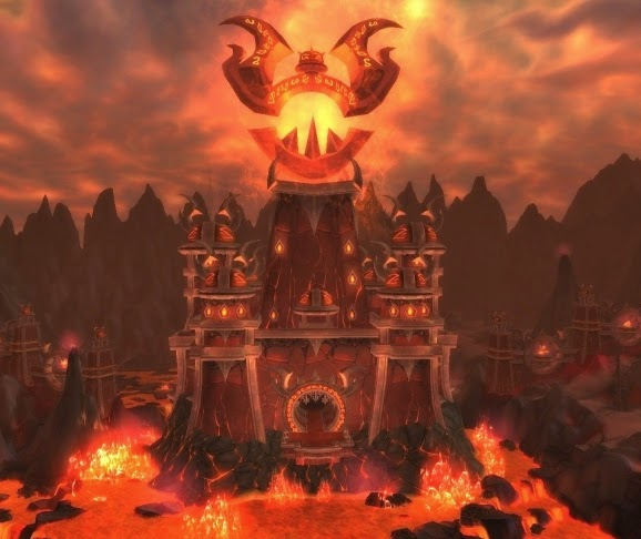 firelands entrance portal location