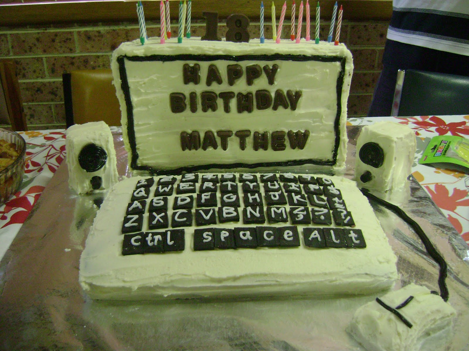 Happy Birthday Matthew!  DSC03704
