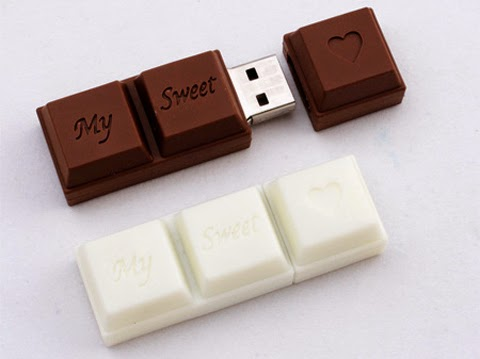 Modern and Creative USB Flash Drives