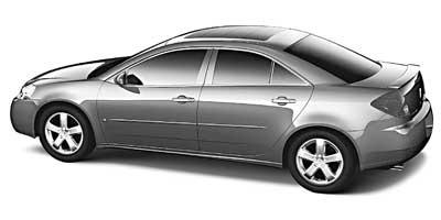 Tiruweblogics Pontiac G6 Gt Sedan 2011
