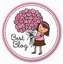Primer premio  concedido a mi blog