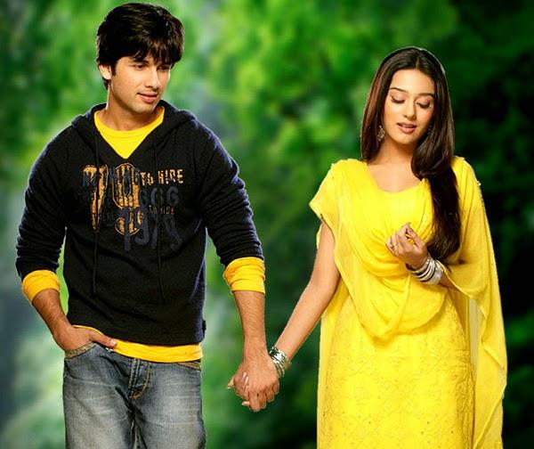 Shahid Kapoor & Amrita Rao HD Wallpapers Free Download