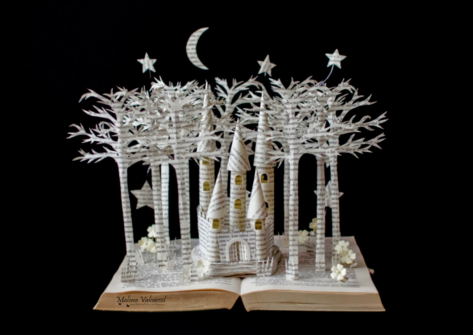 fairytale-castle-book-art
