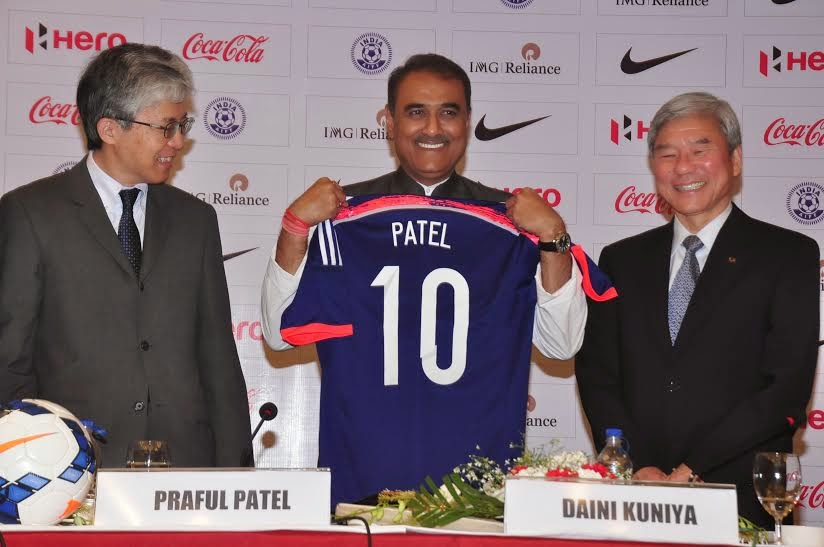 AIFF sign MOU with Japan Football Association