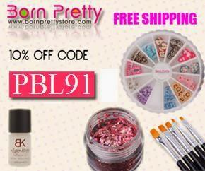 BornPrettyStore 10% Code